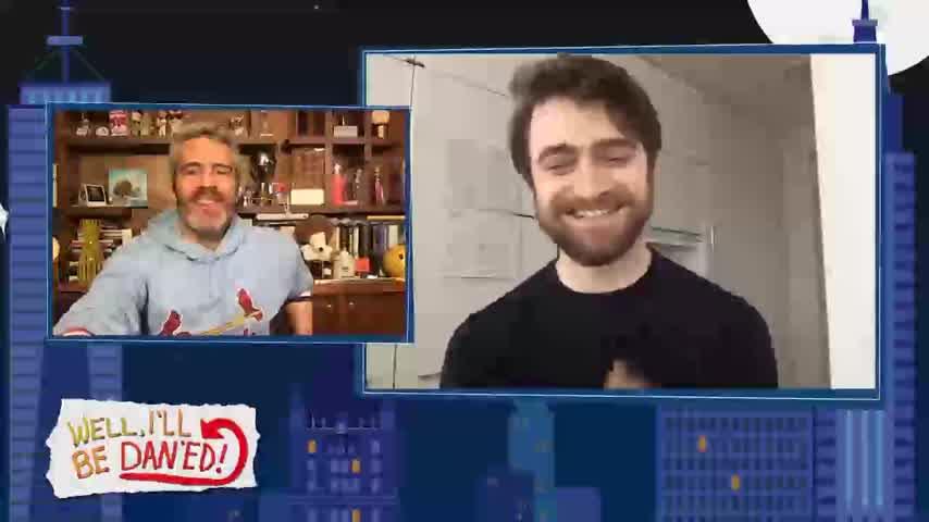 La reacción de Daniel Radcliffe, de Harry Potter, al conocer que Rupert Grint fue papá