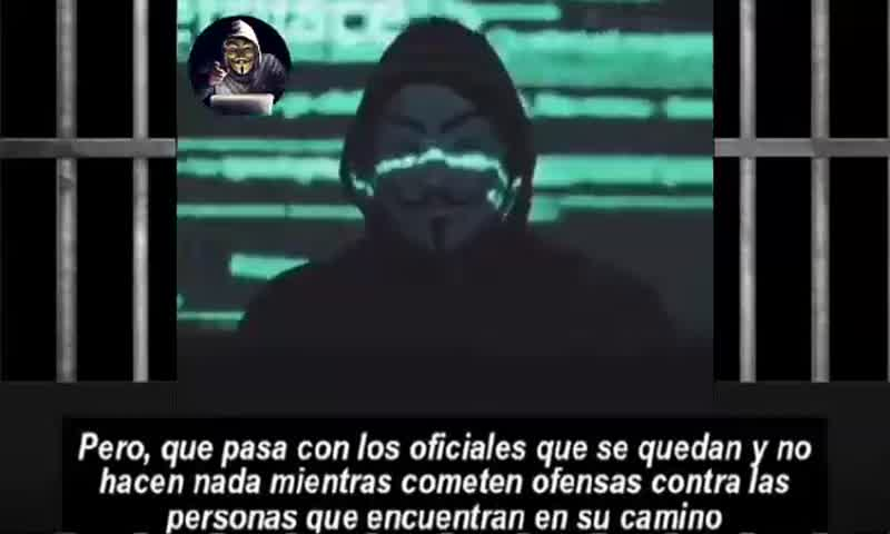 Anonymous por George Floyd