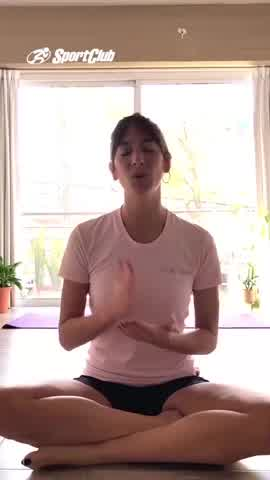 Yoga en casa para meditar en cuarentena