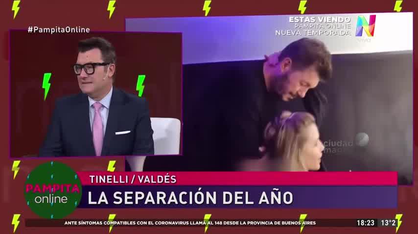 Pampita contó cómo hacen con García Moritán para tener sexo