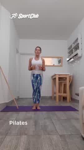 Pilates en casa para los días de cuarentena