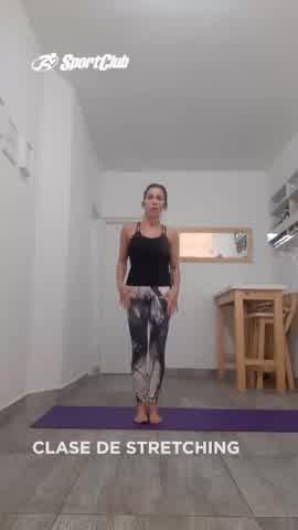 Stretching para empezar la semana sin tensiones