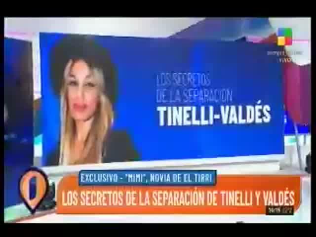 Mimi Alvarado habló de Tinelli y de paso hundió a Jimena Barón, Flor Vigna y Laurita Fernández