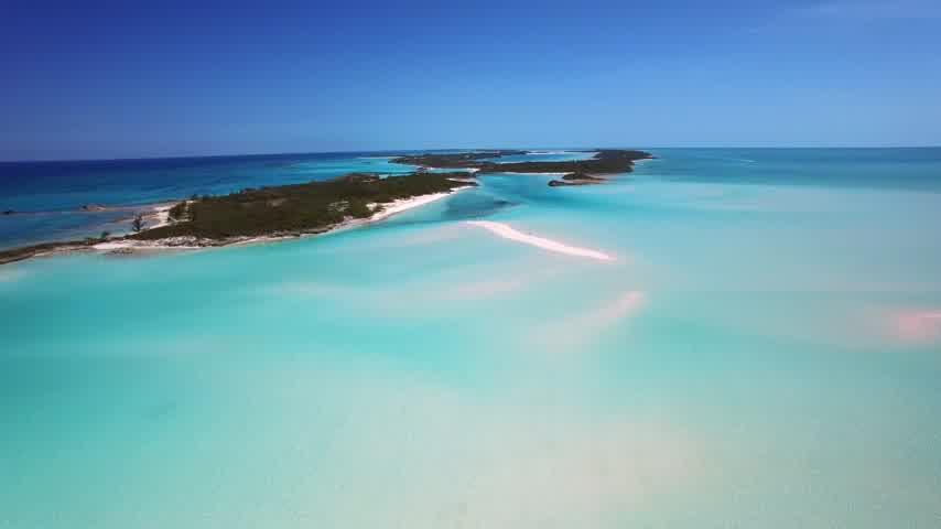Saddleback Cay, Private Island in Exuma Cays, Bahamas | Damianos Sotheby\'s International Realty