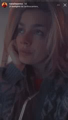 "La angustia de Natalie Pérez: \""Estuve toda la noche llorando\"""