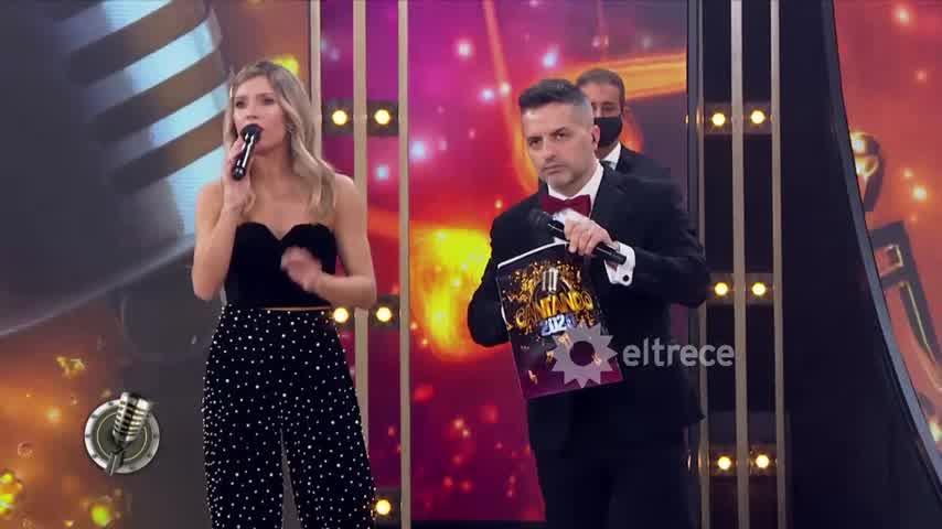Melina Lezcano y Juan Pérsico quedaron eliminados de Cantando 2020