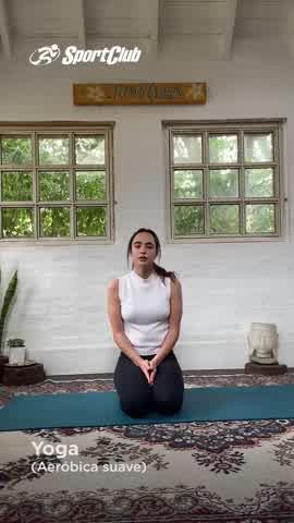 Yoga en casa para ejercitar el cuerpo y reducir el estrés