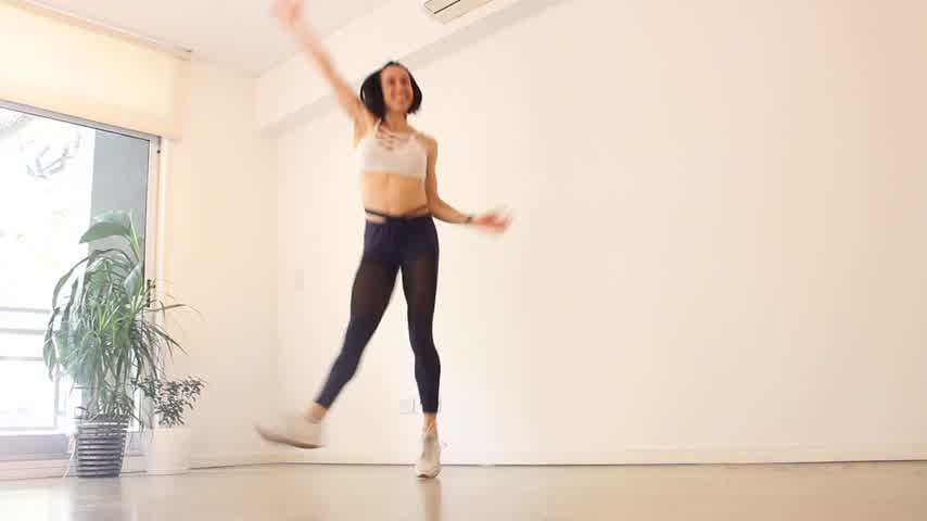 HIIT Dance para bailar sin parar en casa