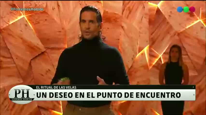 Por primera vez, Diego Ramos mostró a su novio