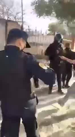 Detuvieron a la folclorista Roxana Carabajal por agredir e insultar a policías