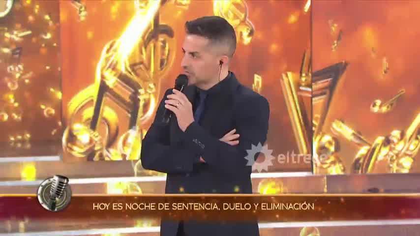 Agustín Sierra le tiró los perros a Laurita Fernández y ella le puso un freno
