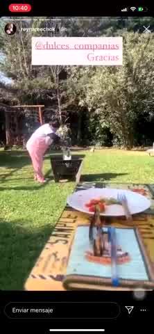 Reina Reech fue destrozada por hacer canje de empleada doméstica mientras la filmaba