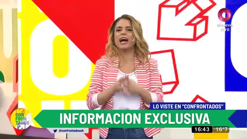 Graciela Alfano y su relación con Carlos Saúl Menem