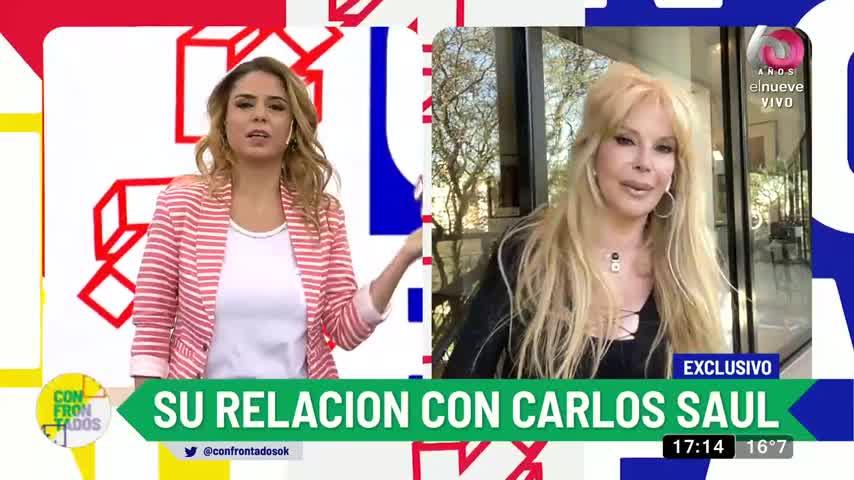 Graciela Alfano confiesa que tuvo una relación con Mauricio Macri