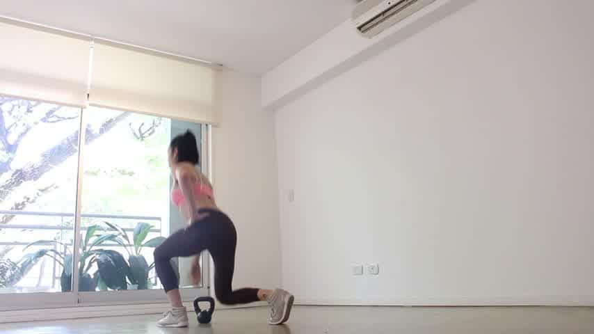 Rutina para acelerar el metabolismo y trabajar full body