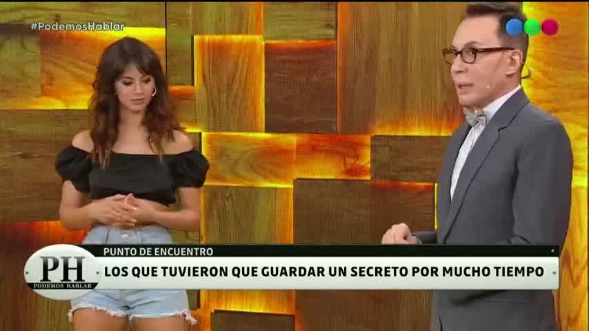El secreto que Polino le guardó a Luciana Salazar - PH Podemos Hablar 2020