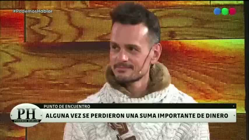 "Cristian \""Ogro\"" Fabbiani confesó que perdió un contrato millonario por Victoria Vanucci"