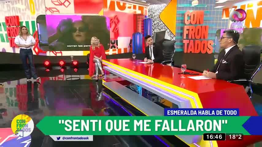Esmeralda Mitre: 'Me cansé del resentimiento y de la producción'