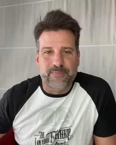 La preocupación de José María Listorti tras dar positivo de Coronavirus