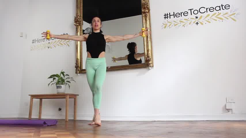 Rutina de hombros: cómo lograr definirlos en casa