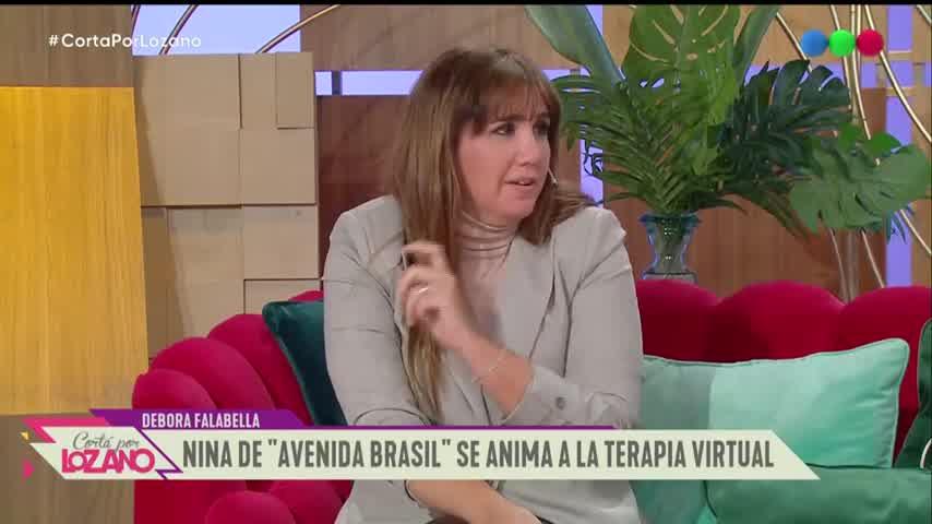 ¿Qué tienen en común Nina y Débora Falabella? - Cortá por Lozano 2020