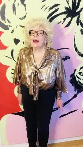 """Así está hoy Sylvia Fine, la mamá de \""""La Niñera\"""""""