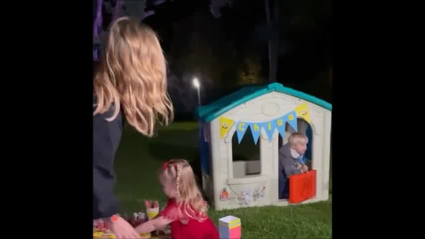 El glamoroso e íntimo festejo de cumpleaños de Chloe la hija de Jesica Cirio e Insaurralde