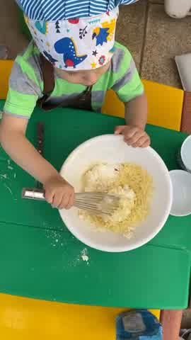 Mirko te enseña a hacer chipa casera para la merienda