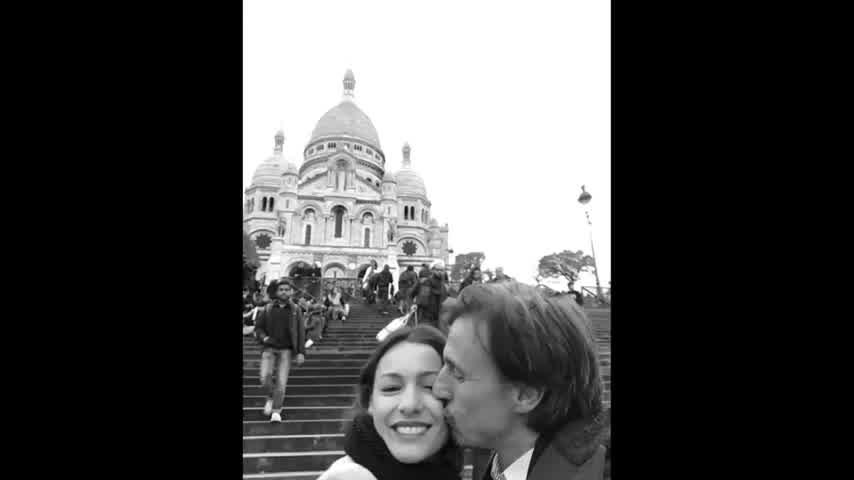 Primer aniversario: el emocionante video que Roberto le dedicó a Pampita
