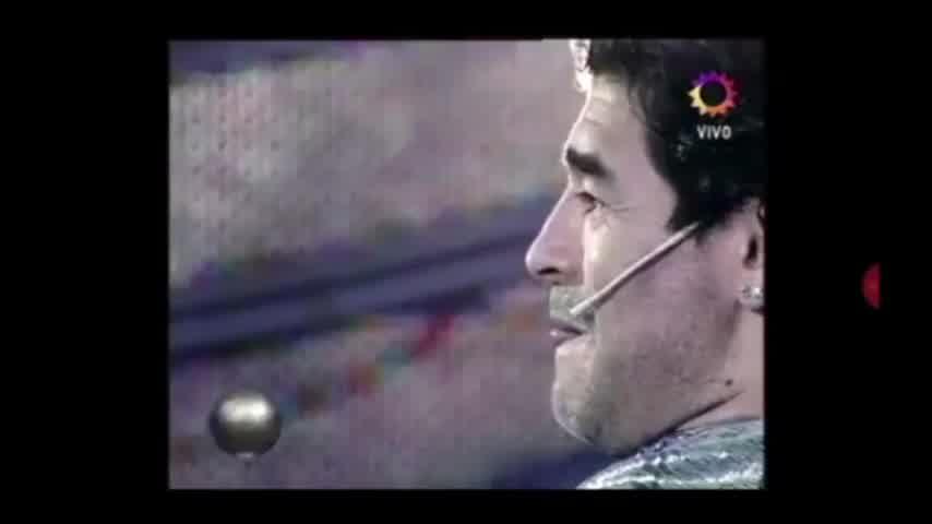 Cómo imaginó Diego Maradona el día de su funeral