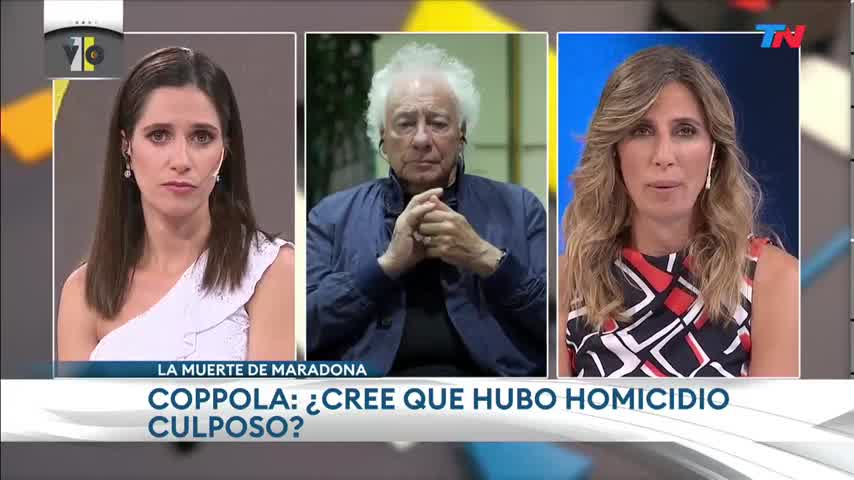 Guillermo Coppola sobre Diego