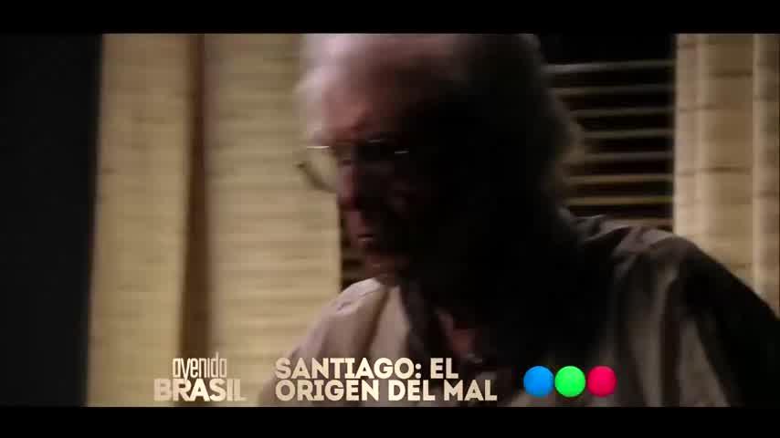 Santiago, el verdadero villano de Avenida Brasil