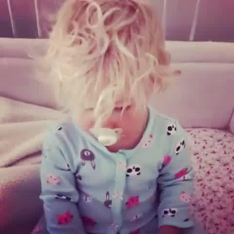 El emotivo video que Luli Salazar le dedicó a Matilda por sus tres años de vida