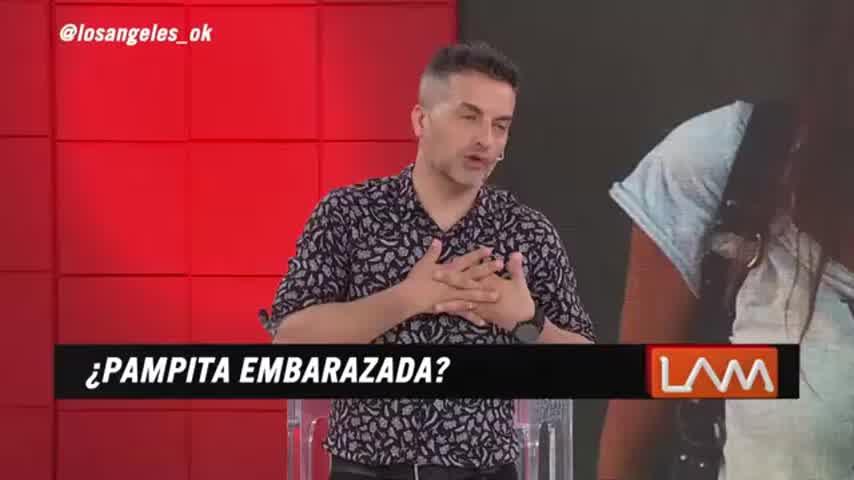 La curiosa respuesta de Pampita sobre los rumores de embarazo