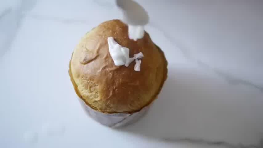 Paula Cocina te enseña a hacer pan dulce vegano para las fiestas