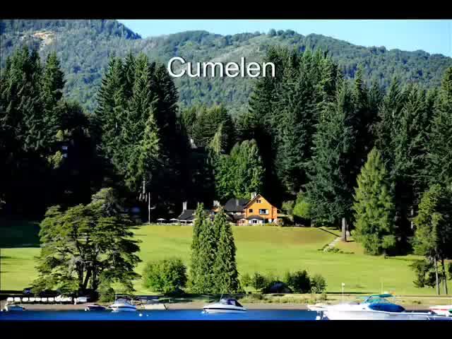 Cómo es Cumelén, el refugio de Awada y Macri en Villa la Angostura