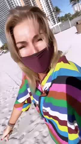 La decisión de Yanina Latorre ante el Covid-19: vacunará a su mamá en Miami
