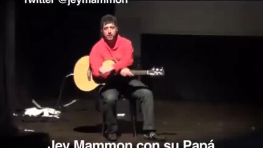 El emotivo mensaje de Jey Mammón tras confirmar la muerte de su padre