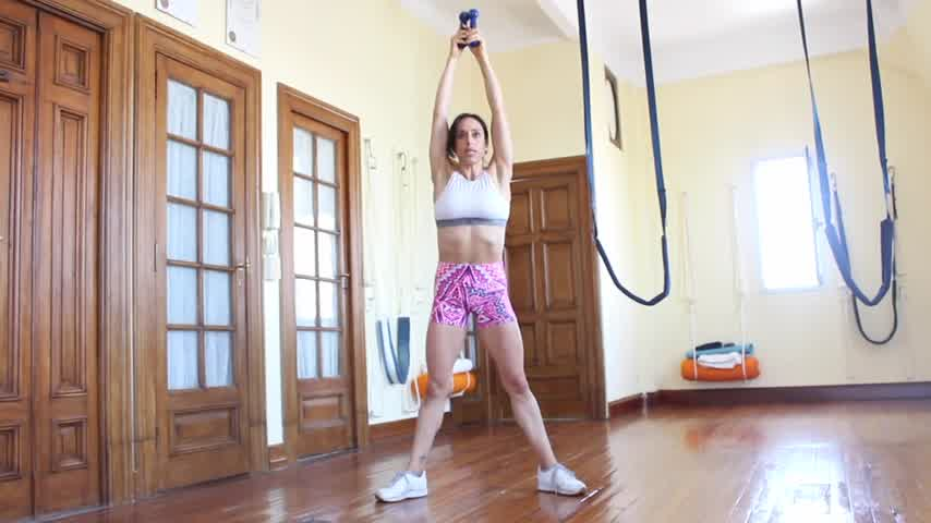 Cinco ejercicios para lograr la musculatura ideal