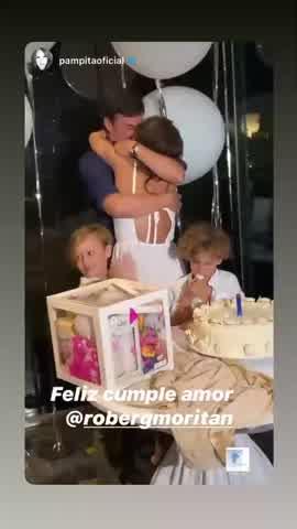 Desde adentro: Así fue el cumpleaños de Roberto García Moritan organizado por Pampita