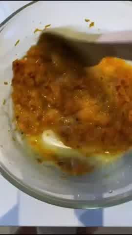 Romina Pereiro te enseña a preparar panqueque de zanahoria