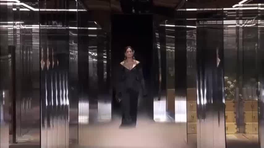 Demi Moore debutó como modelo a los 58 años