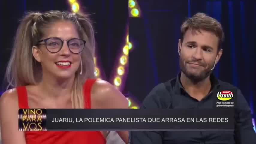 JUARIU LLORÓ Y CONTÓ SU DRAMA CON EL CÁNCER