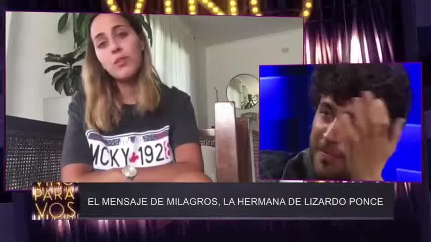 Lizardo Ponce se emocionó al hablar de su sobrino con autismo
