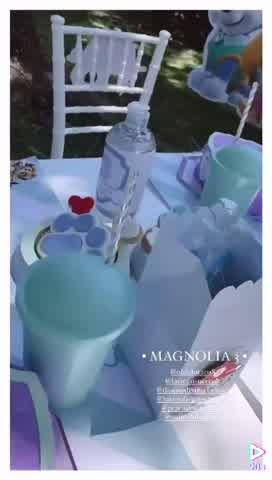 Todos los detalles del festejo de cumpleaños de Magnolia Vicuña