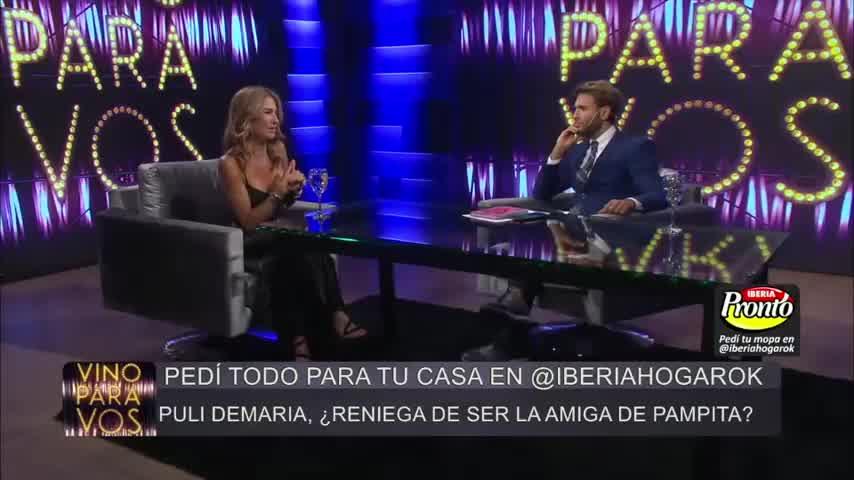Puli Demaría reveló cómo está Pampita luego de contraer coronavirus
