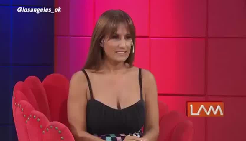 Cinthia Fernández reveló hace cuanto no tiene sexo