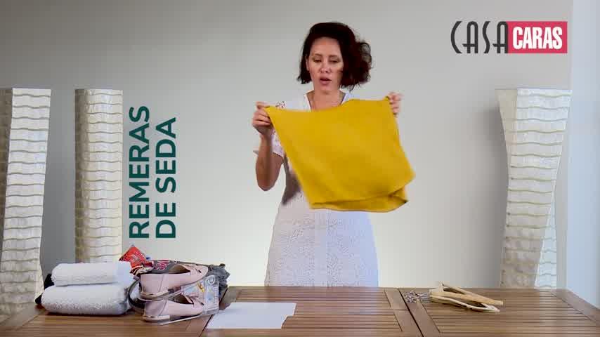 Lola ordena - Como colgar ropa en placard