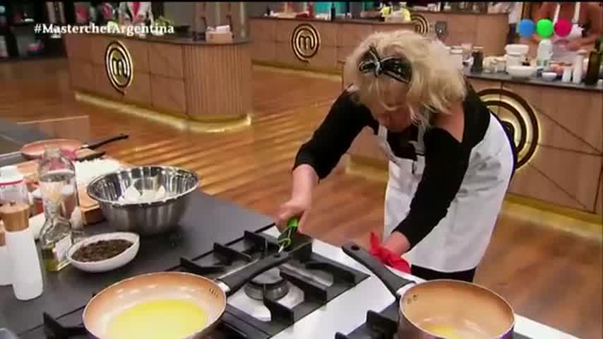 Lomo al strogonoff: el plato con el que Georgina Barbarosa sorprendió en MasterChef