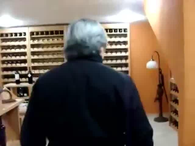 Chacra de Lázaro Báez en Rio Gallegos